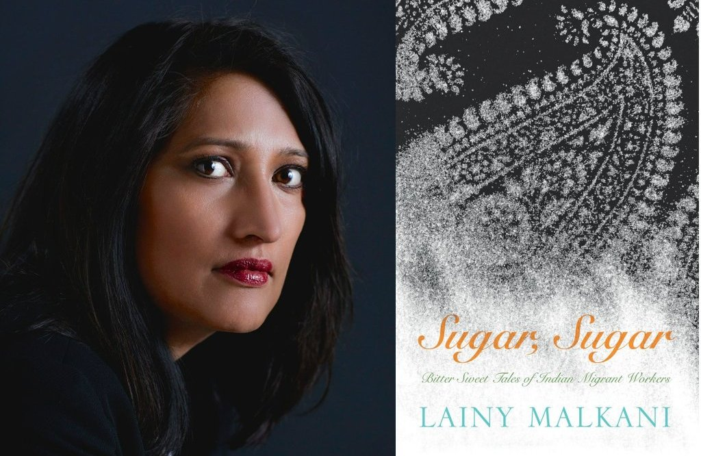 Jamie Rhodes mentored author Lainy Malkani in the writing of Sugar, Sugar